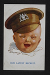 British Child Recruit (1) by WWI Postcards from the Richard J. Whittington Collection