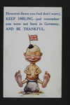 British Propaganda (1) by WWI Postcards from the Richard J. Whittington Collection