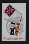 British Morale (1) by WWI Postcards from the Richard J. Whittington Collection