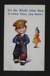 British Recruitment Propaganda (1) by WWI Postcards from the Richard J. Whittington Collection