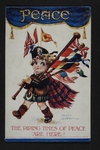 Peace Piper (1) by WWI Postcards from the Richard J. Whittington Collection