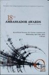 18th Ambassador Awards