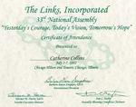 Awards; 2002-07-02; Links, Inc.