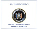 Awards; 2017-03-18; New York State Senate Certificate of Recognition
