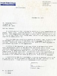 Correspondence; 1993-12-13; Associate Professor Niagara Frontier Center by Catherine Collins