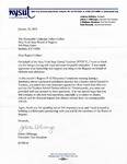 Correspondence; 2018-01-23; NYSUT