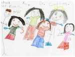 Correspondence; n.d.; Children Drawings by Catherine Collins
