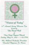 Events & Outreach; 2008-05-18; New Hope Baptist Church, Women of Today