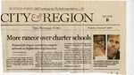 Newspapers; 2006-01-12; Buffalo News; More Rancor Over Charter Schools by Catherine Collins