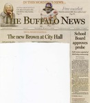 Newspapers; 2008-03-01; Buffalo News; School Board Approves Probe by Catherine Collins