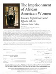 Publications; 2010; The Imprisonment of African American Women