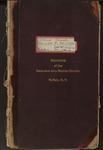 Church Records; Jan 1,1902 to Feb 23,1916 by Delaware Avenue Baptist Church