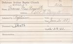 Graves, Mrs. Roger W