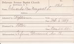 Edwards, Mrs. Margaret L