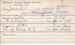 James, M. ES by Delaware Avenue Baptist Church
