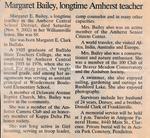 Bailey, Mr. Dorsey by Delaware Avenue Baptist Church
