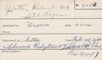 Glatte, Mr. Robert Will by Delaware Avenue Baptist Church