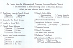 Schram, Mr. Clarence E by Delaware Avenue Baptist Church