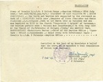 Translation of Statement on Oath Relating to a Birth Certificate for Zofia Wiśniewska