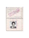 U.S. Passport: Zofia Anna Drzewieniecki. Issued July 5,  1979