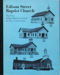 Edison Street Baptist Church, The First Italian Baptist Church in the United States by Graham Millar