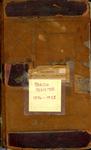 Parish Register; 1896-1928 by Epiphany Episcopal Church of Niagara Falls