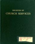 Parish Register; 1958-1963