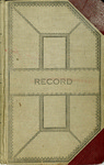 Record Book; 1858-1949