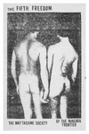 Fifth Freedom, 1970-01-09 by The Mattachine Society of the Niagara Frontier