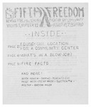 Fifth Freedom, 1973-08-19 by The Mattachine Society of the Niagara Frontier