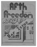 Fifth Freedom, 1974-03-10 by The Mattachine Society of the Niagara Frontier