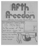 Fifth Freedom, 1974-05-05 by The Mattachine Society of the Niagara Frontier