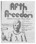 Fifth Freedom, 1974-05-19 by The Mattachine Society of the Niagara Frontier
