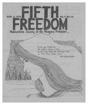 Fifth Freedom, 1974-08-04 by The Mattachine Society of the Niagara Frontier