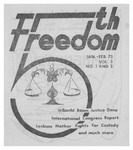 Fifth Freedom, 1975-01-01 by The Mattachine Society of the Niagara Frontier