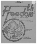 Fifth Freedom, 1975-04-01 by The Mattachine Society of the Niagara Frontier