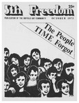 Fifth Freedom, 1975-10-01 by The Mattachine Society of the Niagara Frontier