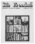Fifth Freedom, 1976-02-01 by The Mattachine Society of the Niagara Frontier