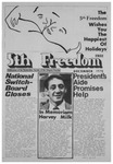Fifth Freedom, 1978-12-01 by The Mattachine Society of the Niagara Frontier