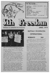 Fifth Freedom, 1979-04-01 by The Mattachine Society of the Niagara Frontier