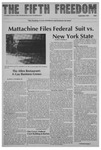 Fifth Freedom, 1981-09-01 by The Mattachine Society of the Niagara Frontier