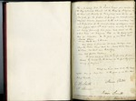 Board of Trustees Minutes; 1849-1884
