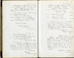 Board of Trustees Minutes; 1885-1921