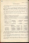 Board of Trustees Minutes; 1947-1969 by First Presbyterian Church of Niagara Falls