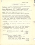Session Minutes; 1954-1961 by First Presbyterian Church of Niagara Falls