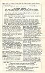 Newsletter; 1958-03-07 by First Unitarian Universalist Church of Niagara Falls