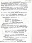 Niagara Falls Memorial Society Papers; Membership List; 1960-09-30