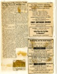 Scrapbook; Newspaper Clippings; 1953-1959 (2)