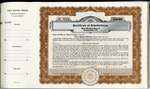 Stock Certificates; 1944 by First Baptist Church of Niagara Falls