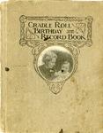 Birth Records; Cradle Rolls; Jan. 1921-Dec. 1933